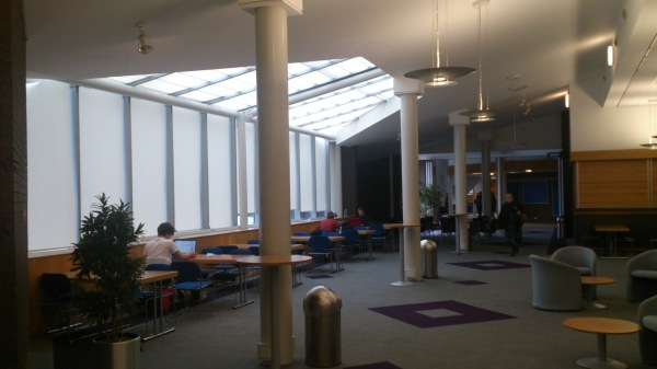 James Watt 2 Study Spaces