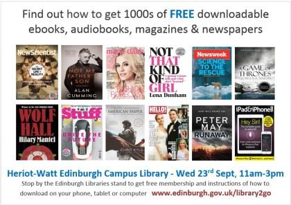 Edinburgh Libraries 2