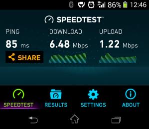Mobile Bandwidth