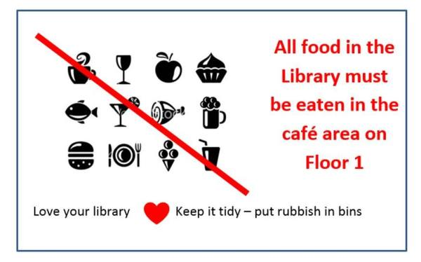 food-in-library