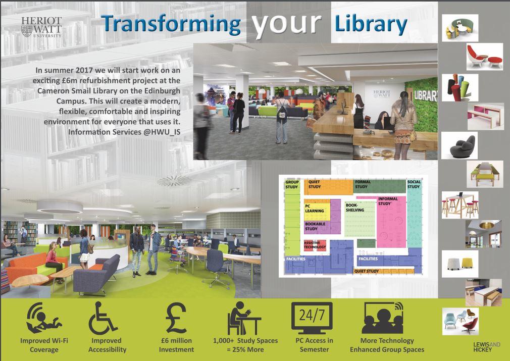 Heriot watt university library