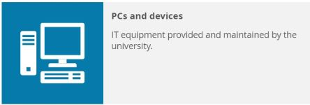 PCs and devices small