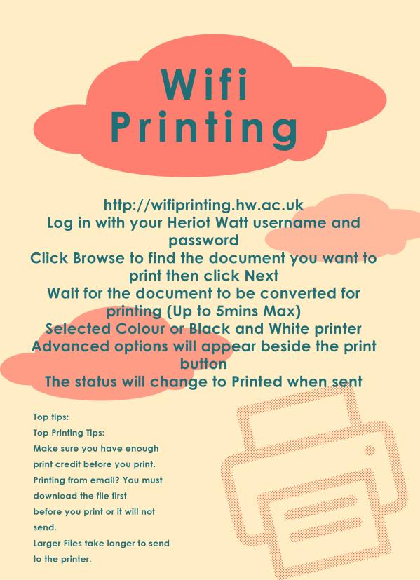wifi print